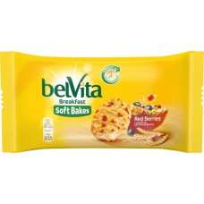 Belvita Soft Red Berry