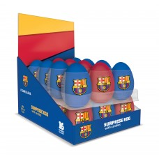 FC Barcelona With Candies