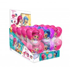 Shimmer and Shine With Candies